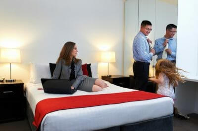 Family Accommodation in Melbourne