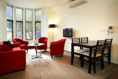 Learn More About Our Two Bedroom Apartment in Melbourne